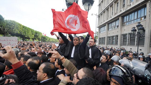 democracy tunisia